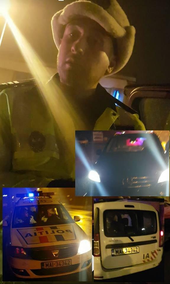 """Ianis Zicu, pățanie cu poliția. A postat totul pe Facebook: """"E normal așa ceva?!"""""""