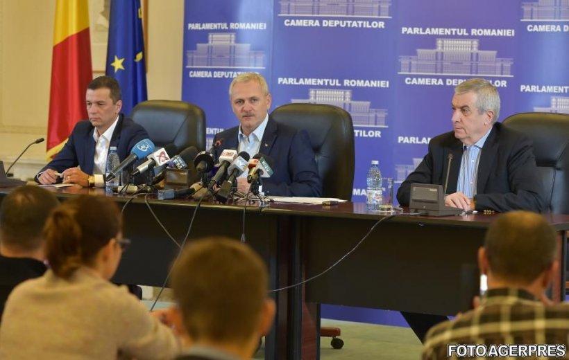 Patru noi miniștri în Guvernul Grindeanu. Schimbări la Justiție, IMM, Economie şi Fonduri Europene