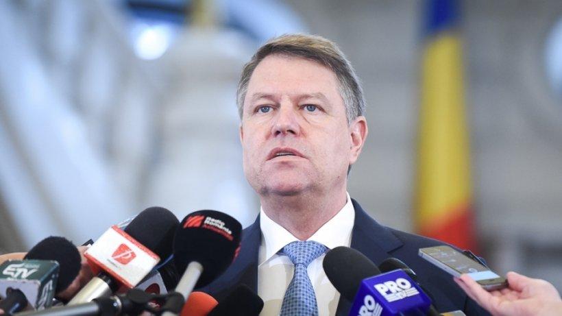 Klaus Iohannis, discurs la bilanțul DNA: Românii nu mai tolerează minciuna și corupția
