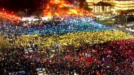 """Oficial american, despre protestele din România: """"Suntem cu toţii interesaţi de ce urmează"""""""