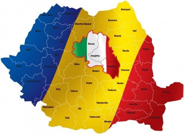 UDMR vrea lege pentru Ziua maghiarimii