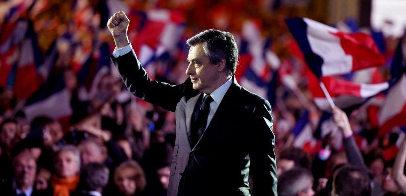 Probleme pentru Francois Fillon! Un procuror cere anchetarea oficială a candidatului de dreapta la alegerile prezidenţiale din Franţa