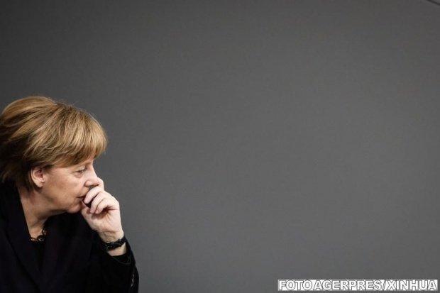 """Angela Merkel: """"Europa se află într-o situație dificilă, chiar critică"""""""