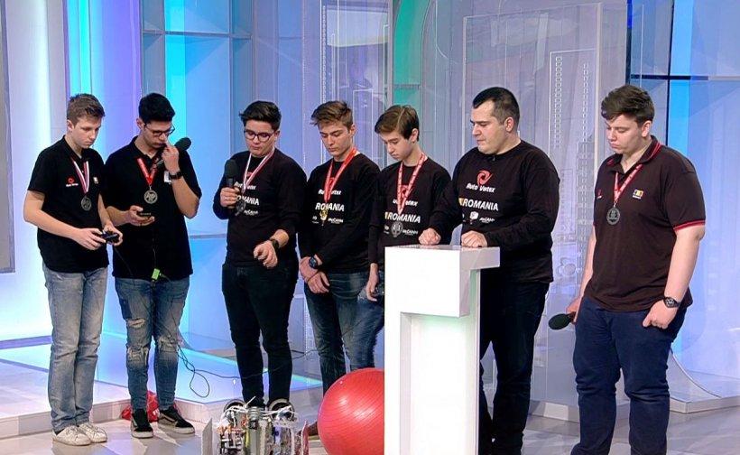 Performanță a românilor la o competiție de robotică din Canada