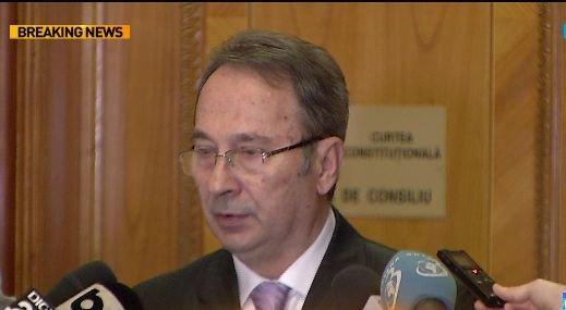 Valer Dorneanu, președintele CCR: DNA a făcut lucruri ce exced autorității sale