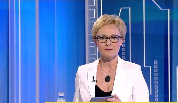 Ce a făcut Dana Grecu, în emisiune, în timp ce vorbea Liviu Dragnea