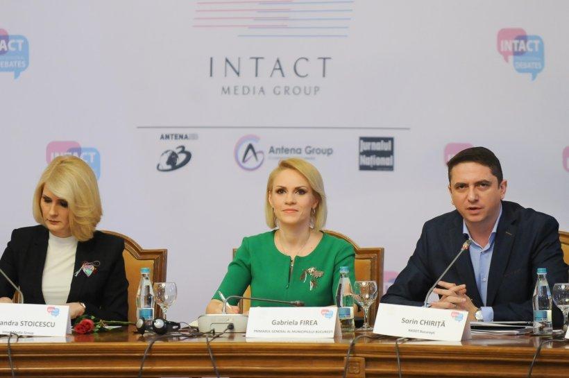 Forum Intact Media Group: Strategia energetică a Capitalei