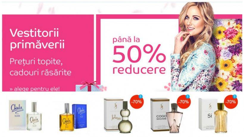 Reduceri Emag Parfumuri 7 Cadouri De 8 Martie Care O Vor Cuceri Cu