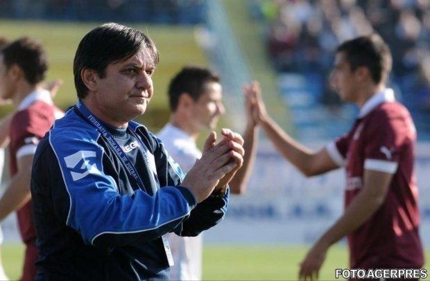 CSA Steaua și-a ales antrenorul