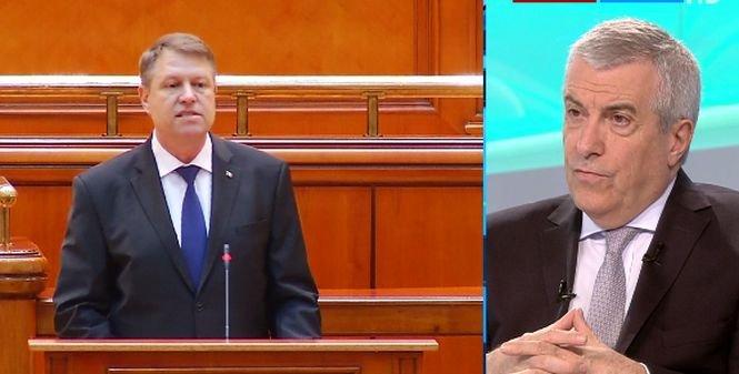Călin Popescu-Tăriceanu: Klaus Iohannis trebuie să intre în limitele Constituției 534