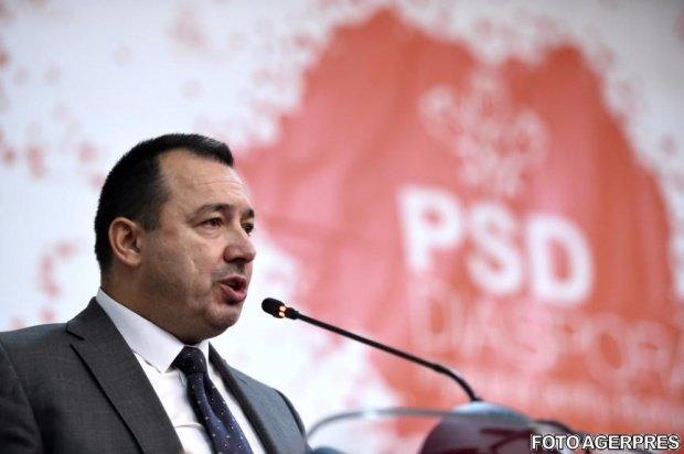 """Deputat PSD, despre prosteste: Am mitraliera AKM de la Revoluție. """"Sunt pregătit să ies cu arma să trag, dacă mai vine cineva cu vreo idee să transforme statul ăsta"""""""
