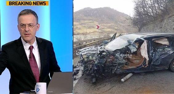 """În ce stare este Lucian Isar, după accidentul de pe Valea OItului. Medic de la Ambulanța Vâlcea: """"S-a luat decizia transferului la București"""""""