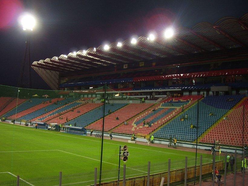 Stadionul Ghencea va fi demolat în totalitate