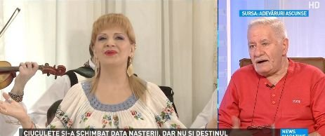 """Numerologul Mihai Voropchievici, detaliile neștiute despre destinul Ilenei Ciuculete: """"Și-a schimbat data nașterii, dar..."""""""