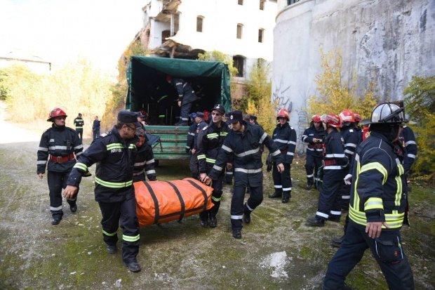 """Operaţiunea """"Seism 2017"""". Un amplu exerciţiu de intervenţie în caz de cutremur va avea loc în acest an în România"""