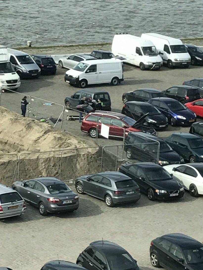 Ce au descoperit anchetatorii despre șoferul care a încercat să intre cu maşina în mulţime la Anvers