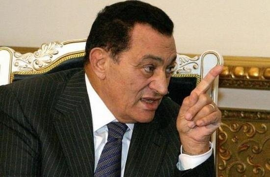 Fostul preşedinte egiptean Hosni Mubarak a fost eliberat