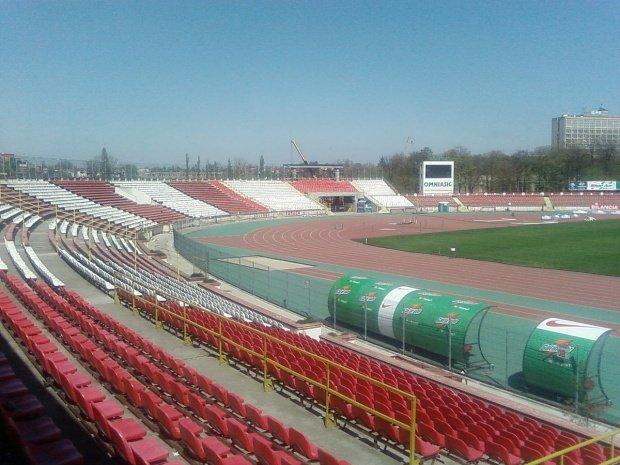 Încă un stadion de lux în România. Statul va investi 22 de milioane de euro într-o nouă arenă