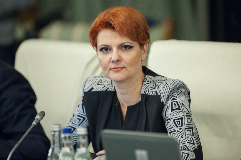 Ministrul Olguța Vasilescu: Poliţiştii nu vor mai beneficia de alte creşteri salariale