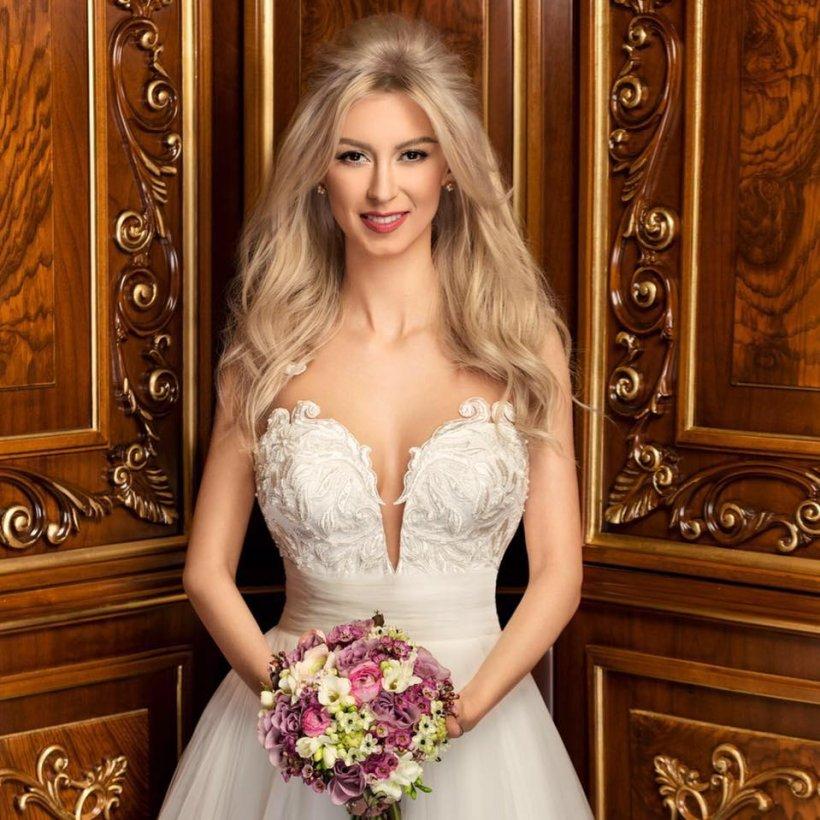 Primele Imagini De La Nunta Andreei Bălan Artista S A Căsătorit
