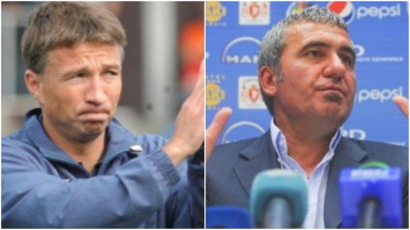 Gică Hagi și Dan Petrescu, atacați dur de un fotbalist bosniac