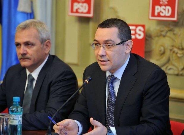 Victor Ponta, un nou atac la Liviu Dragnea