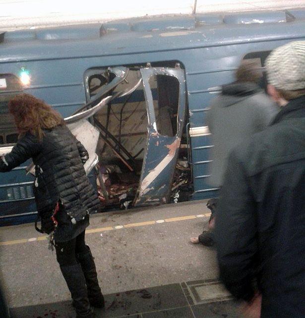 Atac terorist la Sankt Petersburg. Teroristul a fost identificat 127