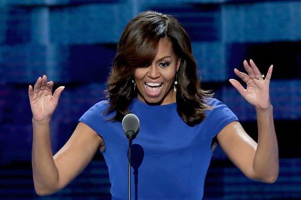 Imaginile cu Michelle Obama care au produs agitație pe internet. Cum a fost surprinsă fosta Primă Doamnă