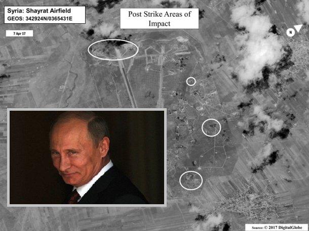 Rușii se antrenează pentru a respinge un atac american similar cu cel din Siria. Secretul pe care Putin vrea să-l păstreze cu orice preț