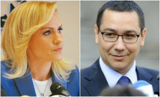 Ponta, previziune sumbră: Firea ar pierde în turul doi la prezidențiale, pentru că e de la PSD