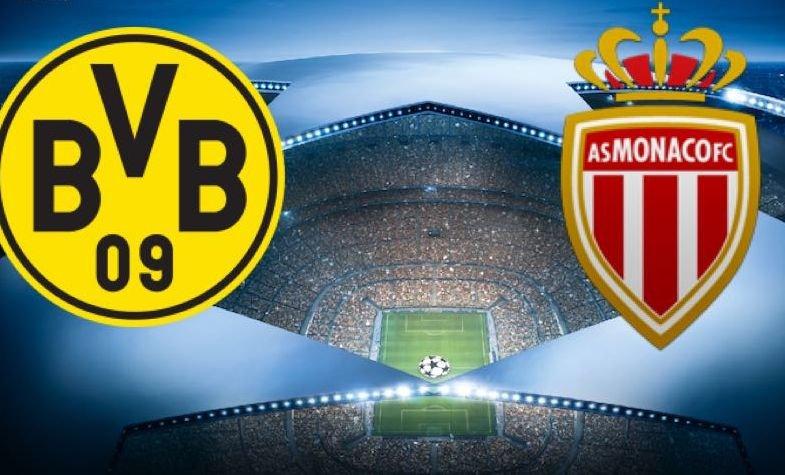 Borussia Dortmund a cedat în fața francezilor de la AS Monaco, în sferturile Ligii Campionilor