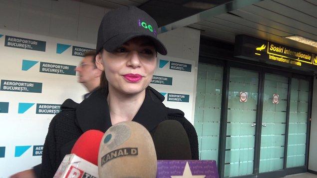 Monica Gabor a revenit în România! Toți au rămas mască la aeroport când a apărut așa
