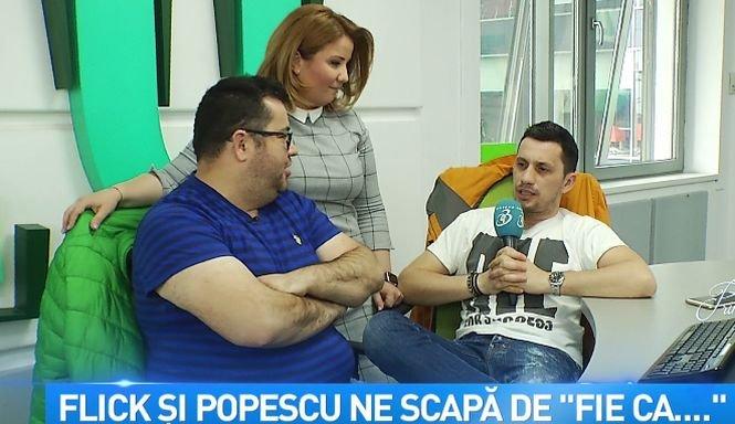 MESAJE DE PAȘTE. Flick și Popescu, matinalii de la Radio ZU, au făcut urări de Paște
