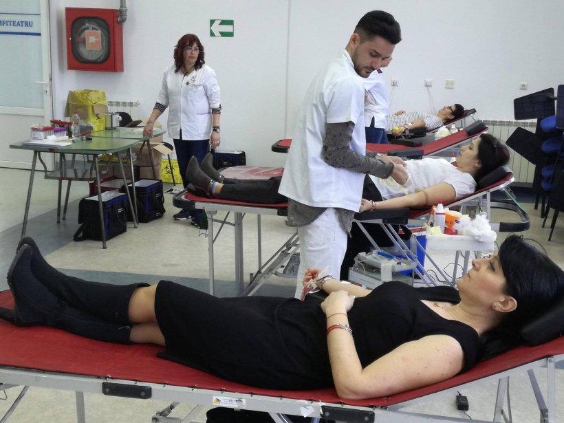 Este criză de sânge în spitalele din Bucureşti. Medicii fac din nou apel la donatori