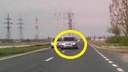 Un șofer din România, mesaj pentru conducătorul mașinii cu care era să se izbească frontal: ''Dacă vezi această filmare, să știi că...'' -  VIDEO
