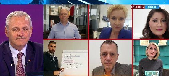 Moderatorii Antena 3, întrebări pentru Liviu Dragnea. Cum a răspuns șeful PSD