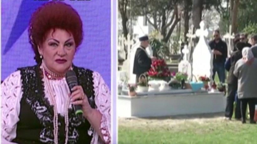 Elena Merișoreanu, cutremurată după ce a visat-o așa pe Ileana Ciuculete. Ce i-a transmis artista!
