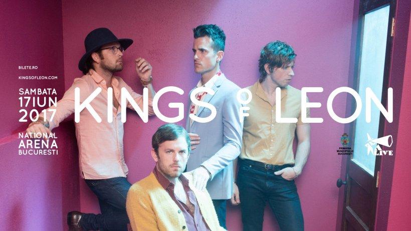 Patru lucruri pe care nu le știați despre Kings Of Leon