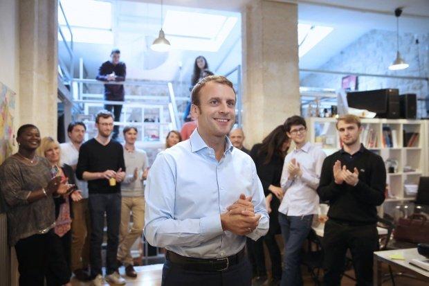 ALEGERI PREZIDENȚIALE FRANȚA. Cine este Emmanuel Macron, câștigătorul primului tur al alegerilor prezidențiale din Franța