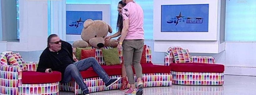 Moment șocant în direct! Gabriel Cotabiţă s-a prăbuşit la TV - (FOTO+VIDEO)