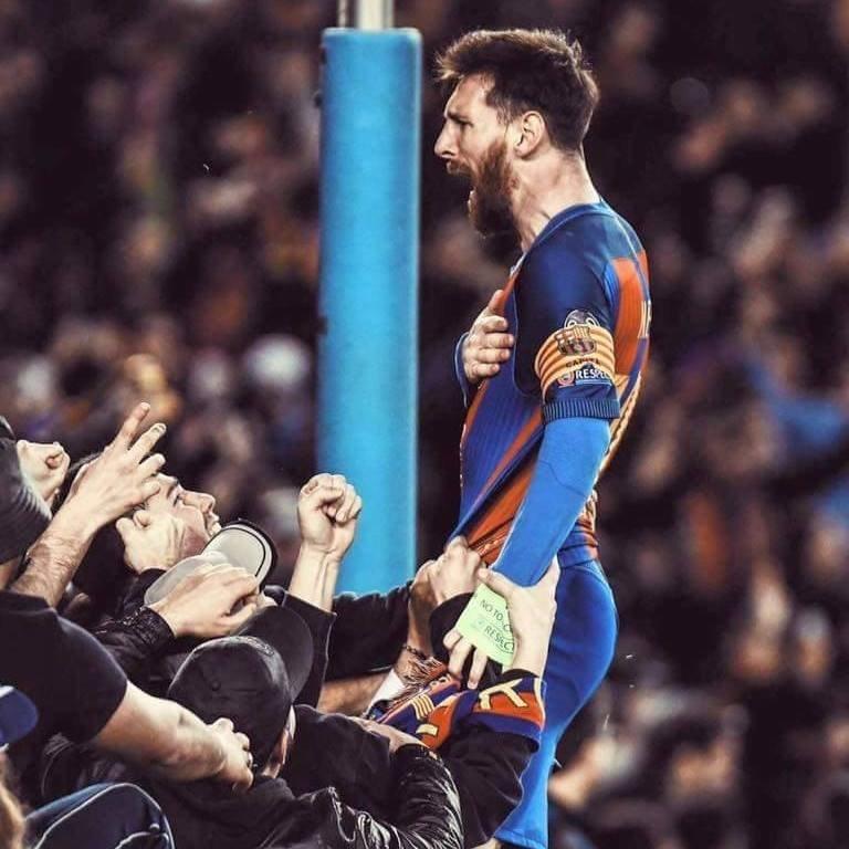 Messi a ajuns la 500 de goluri marcate pentru FC Barcelona