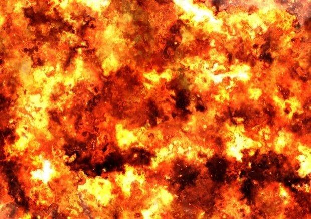 Explozie puternică în Rusia: Un elev a venit cu o grenadă la școală (VIDEO)