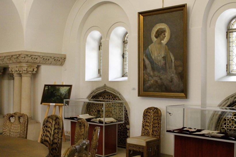 Muzeul Naţional Cotroceni, deschis pentru vizitatori de 1 mai