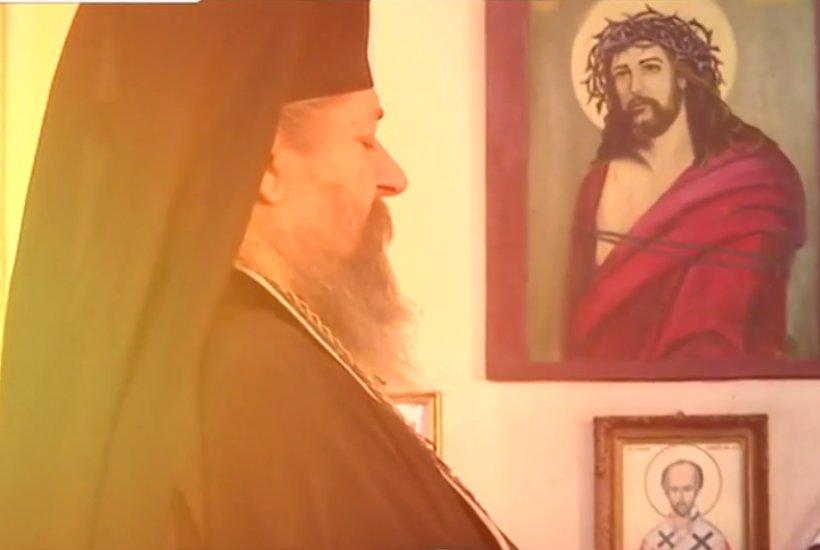 Preotul făcător de minuni de la Mănăstirea Sfântul Pantelimon din Siliştea-Gumeşti a prezis sfârșitul lumii