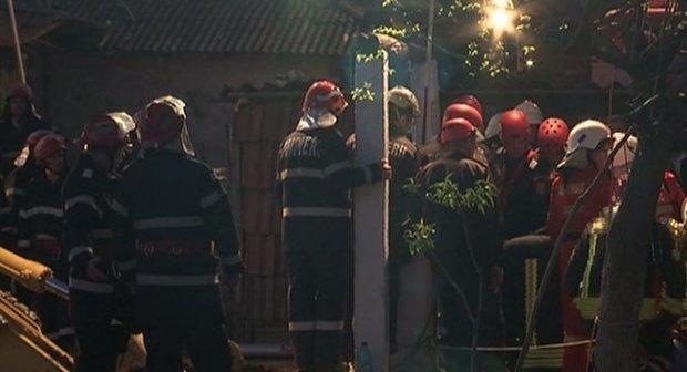 Copilul salvat din puțul din Teleorman este în stare gravă