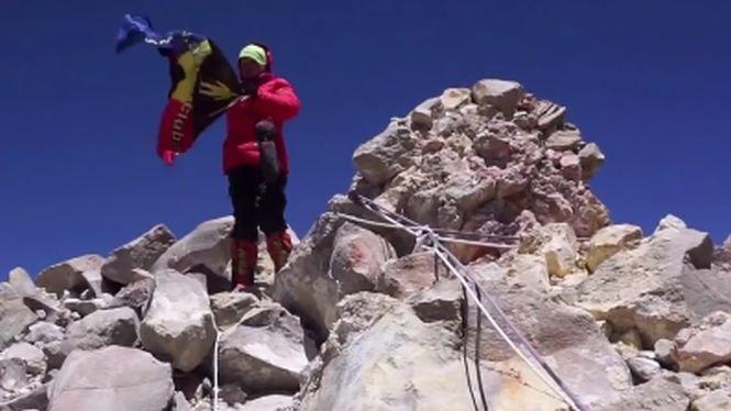 Mesajul scris pe crucea alpinistei Dor Geta Popescu, condusă pe ultimul drum