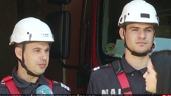 Pompierii salvatori, mărturii cutremurătoare despre acțiunea de salvare a copilului căzut într-un puț din Teleorman