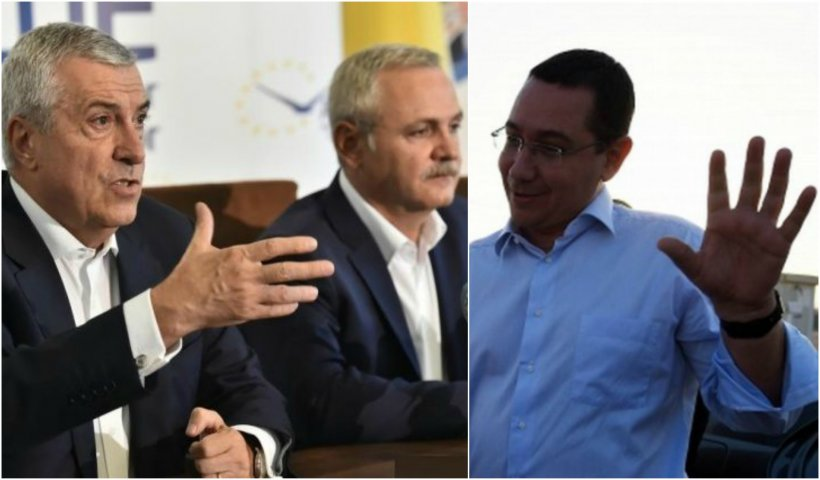 Proiect politic nou: Se rup partide