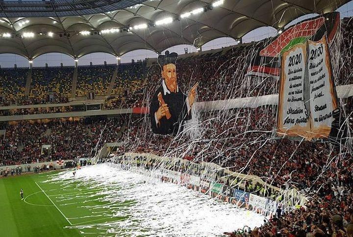 Decizia radicală a LPF, după coregrafia fanilor Dinamo de la derby-ul cu Steaua