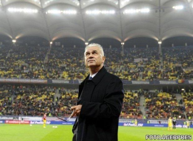 Anghel Iordănescu, audiat la Parchetul General